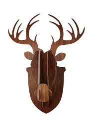 Stag Head Home Decor Cardboard Deer Head For Masons Room From Typo Kid U0027s Room