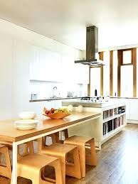 kitchen island with table excellent kitchen island dining table kitchen island kitchen
