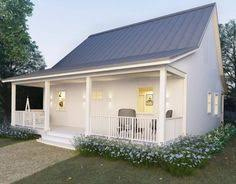 Design Small House Cozy Farmhouse Cottage Maximizes Use Of Small Space Fresh Face