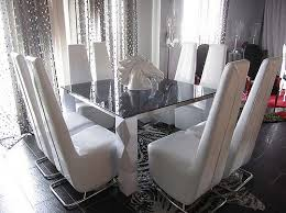 Square Glass Dining Table Modern Square Glass Dining Table Luxuryroomco Modern Square Dining
