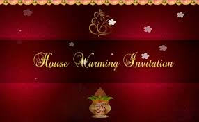 House Warming Invitation Card House Warming Video Invitation Code Hou1 Make Ur Moments
