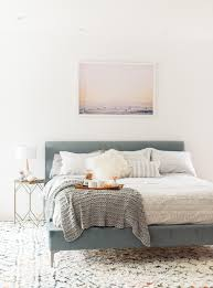 Minimalist Bed Frame 40 Minimalist Bedroom Ideas Less Is More Homelovr