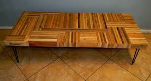 wood table reclaimed wood coffee table or bench 1193 decoration ideas