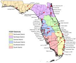 Map Of Gainesville Fl Certified Facilities Map Florida Dep