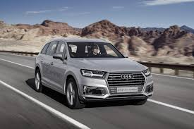 first audi quattro new audi q7 e tron 2 0 tfsi quattro is the first of its kind