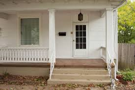 porch at night small porch railing design ideas modern joy studio landscaping