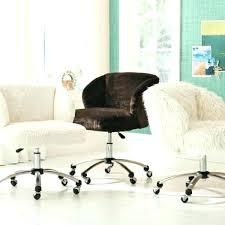 faux fur desk chair faux fur desk chair polar bear faux fur chair faux fur desk chair uk