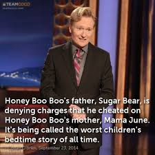 Sugar Mama Meme - joke honey boo boo s father sugar bear is denying c conan o