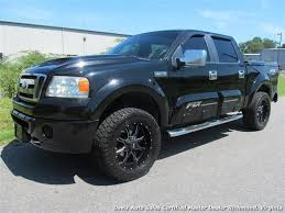 all ford f150 2007 ford f 150 ftx all terrain tuscany lifted 4x4 crew cab