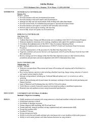 controller resume exle data controller resume sles velvet