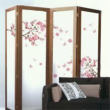 Chinese Home Decor Aliexpress Com Buy Home Decor Sticker Diy Mural Decal Plum