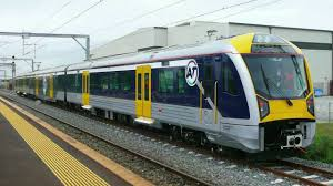 aucklands new electric trains from caf spain testing new horn
