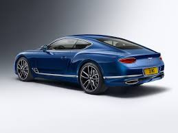 new bentley continental gt brings more power technology class
