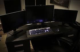 Corner Gaming Desk Post Your Computer Gaming Corner