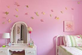 Girls Bedroom Artwork Furniture Marvelous Girls Bedroom Vanities With Butterfly Wall