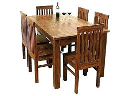 Mission Dining Room Furniture Mission Dining Room Set Style Tables For Plans 6 Sooprosports