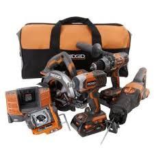 ridgid planer home depot black friday ridgid 18 volt x4 hyper lithium ion cordless combo kit 5 tool