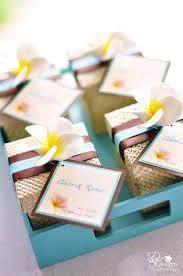 hawaiian themed wedding favors destination hawaii wedding favors dk designs