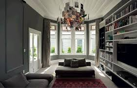 federation homes interiors great use of a charcoal in a living room cosy and modern