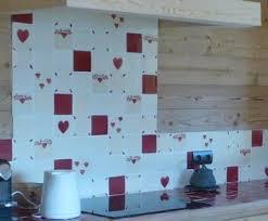 faience murale pour cuisine faience murale pour cuisine décor style chalet de monta céramiques