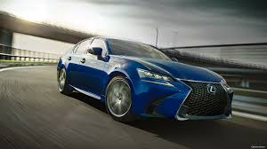 sporty lexus blue 2018 lexus gs luxury sedan features lexus com