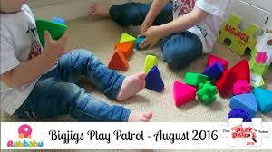 bigjigs august 2016 toy review youtube