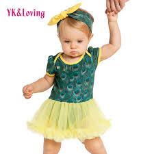 Child Peacock Halloween Costume Cheap Peacock Dress Infants Aliexpress