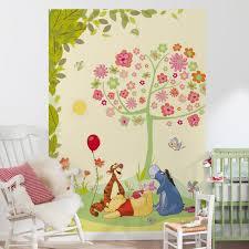tapis ourson chambre bébé chambre bb disney awesome bebe gavroche stickers gant winnie