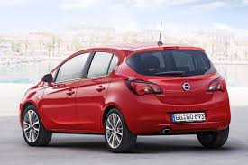 opel red mark adams on the new opel corsa