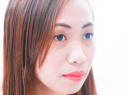 hair color for filipina woman 4 ways to choose hair color for skin tone wikihow