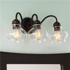 charming glass vanity light crystal bathroom vanity light fixtures