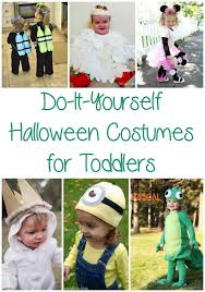 Halloween Costumes Toddlers 25 Easy Diy Halloween Costumes Toddlers Optimistic Mommy