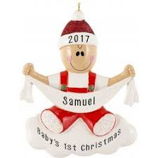 baby s personalized ornaments