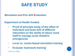 emergency drill report template practical obstetric simulation