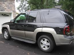 chevrolet trailblazer white who has a north face tb page 2 chevy trailblazer trailblazer