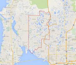Maps Tampa Keystone Ll Boundary Map