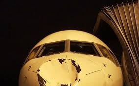 Oklahoma travel warnings images Okc thunder players surprised to find huge dent in plane after jpg