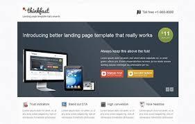 80 high converting landing page templates web u0026 graphic design