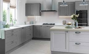 kitchen kitchen doors madison painted light grey uform classic