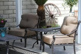 Patio Club Chairs Nassau Cast Aluminum Powder Coated 4 Swivel Rocker Dining Chairs