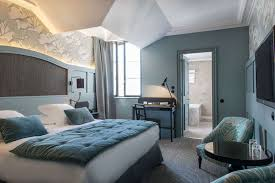 chambre d hotel luxe chambre dhotel de luxe bleue h tel d aubusson maison