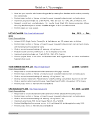Sample Resume With 2 Years Experience by Resume Abhishek Vijaywargiya Database Developer With 9 Years Of Expe U2026