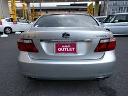 lexus cars 2008 2008 lexus ls 600h version s i pack used car for sale at