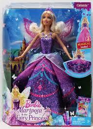 mattel barbie mariposa u0026 fairy princess 12