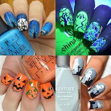 the best halloween nail art ideas photo 1
