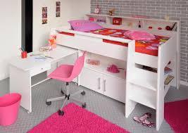bureau fille 6 ans attachant lit avec bureau fille combin swan version 2159comb beraue