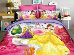 Princess Duvet Cover Aliexpress Com Buy 3d Princess Bedding Sets Children U0027s U0027s