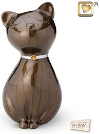 cat urn pet cremation urn bronze princess cat urns for cremation