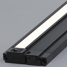 led under cabinet light unilume led slimline undercabinet light by tech lighting ylighting