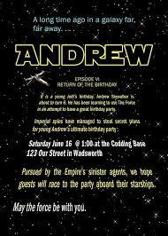 star wars invitation template best 25 star wars invitations ideas